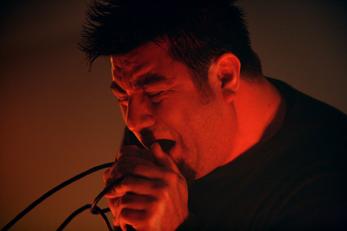 Deftones Live (2007) by Anne-Laure Fontaine-Kuhn